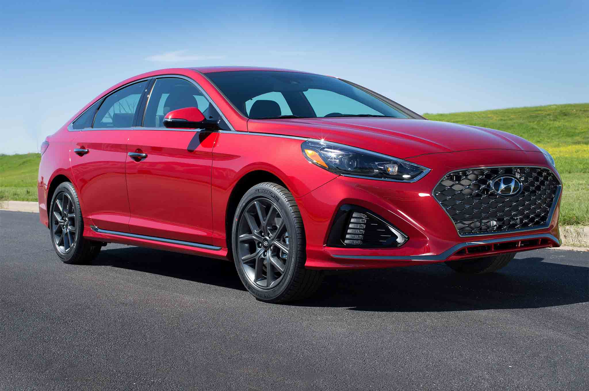 2018 Sonata Hybrid Autos Post