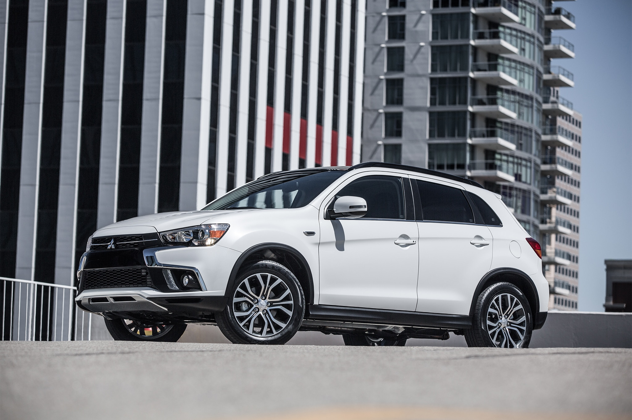 Ram Srt 10 >> 2018 Mitsubishi Outlander Sport 2.4 SEL AWC Quick Take Review | Automobile Magazine