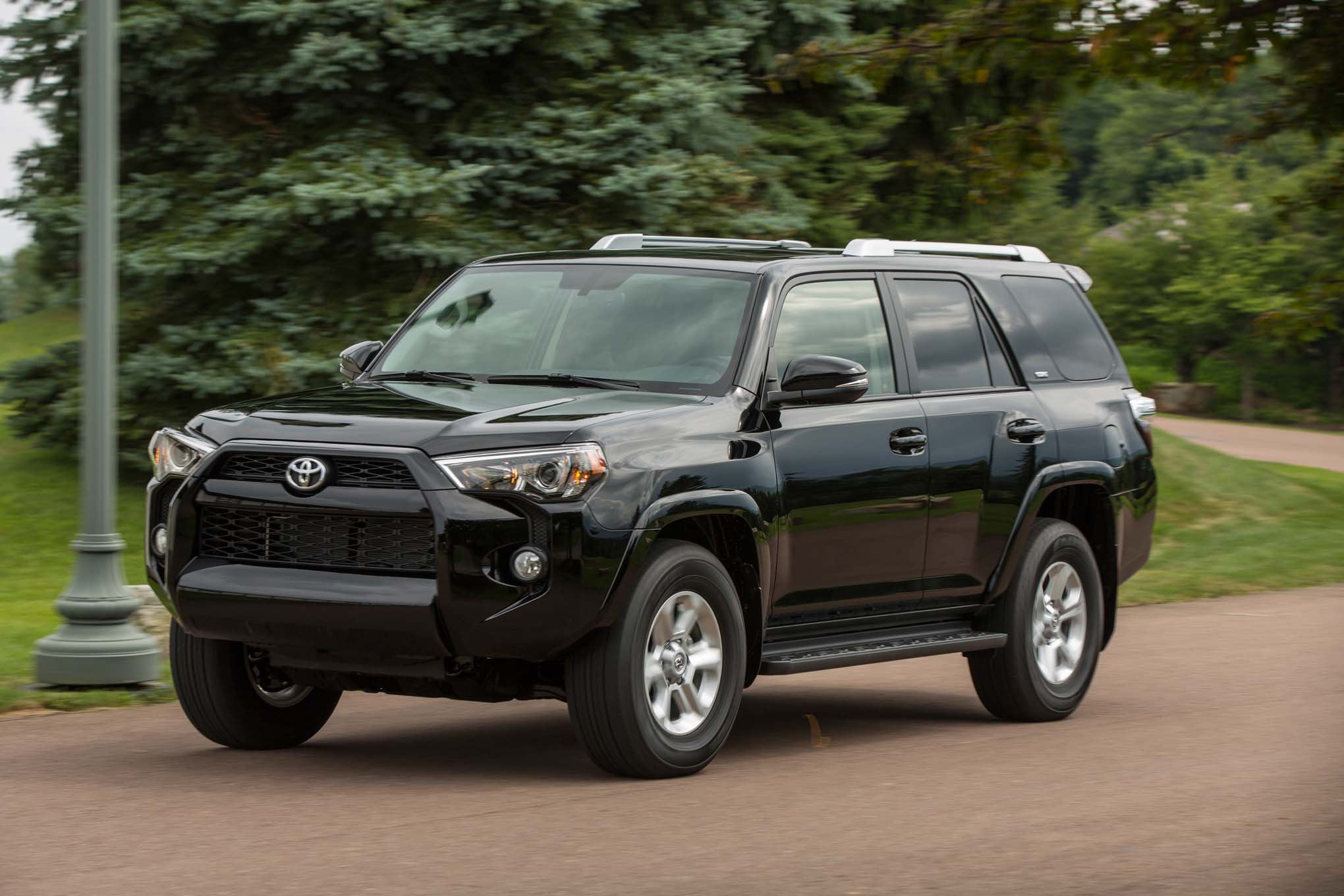 2017 Toyota 4Runner Gains TRD Off-Road, TRD Off-Road