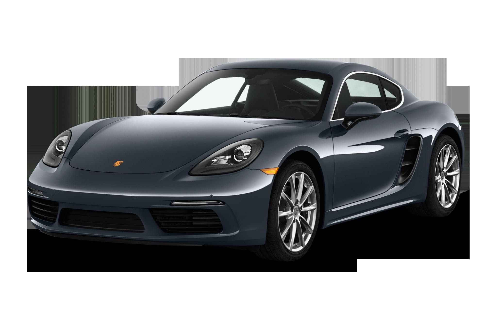2018 Porsche 718 Cayman