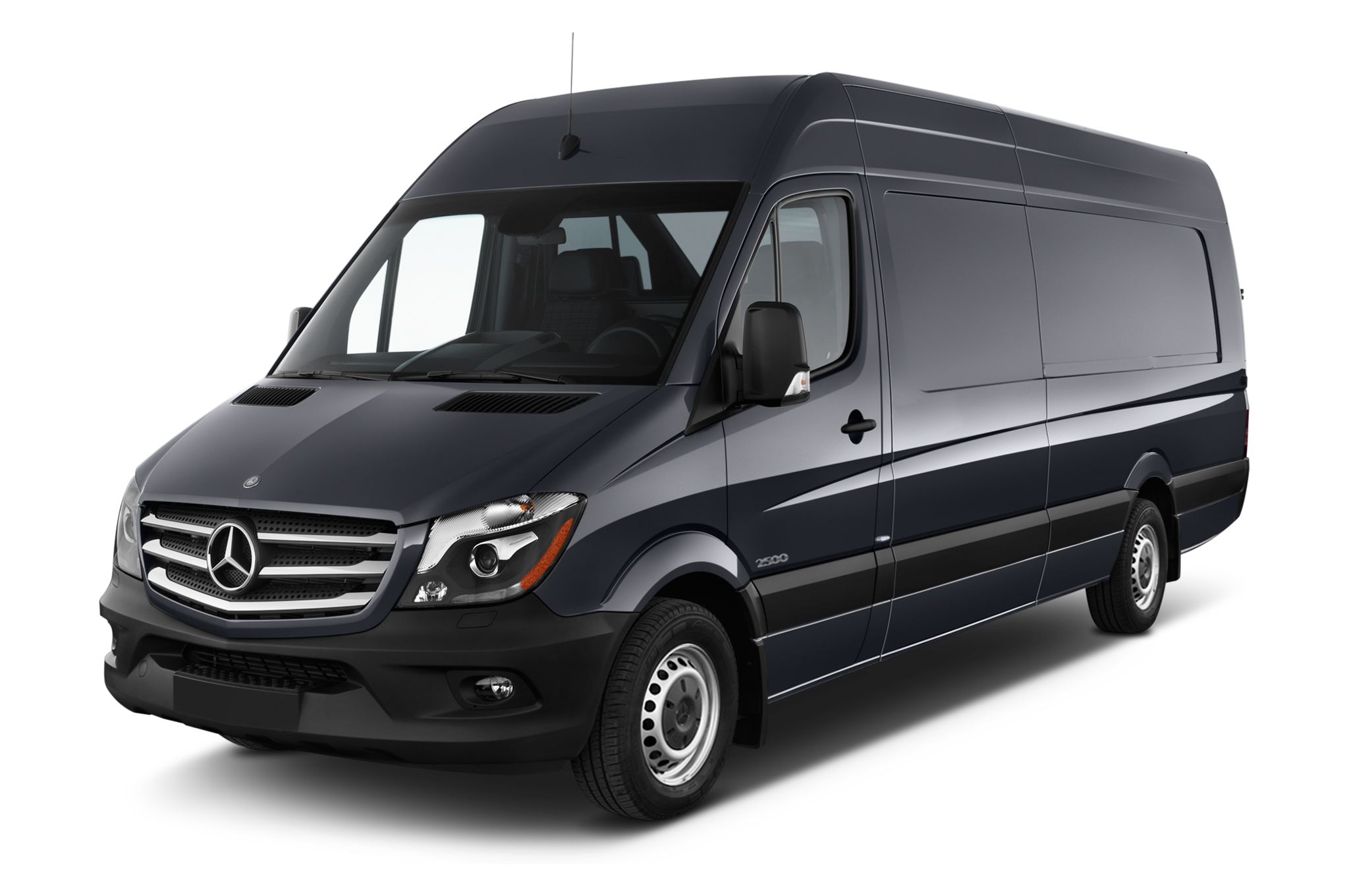 Mercedes sprinter extreme concept is a dumptruck unhinged for 2017 mercedes benz 2500 high roof i4