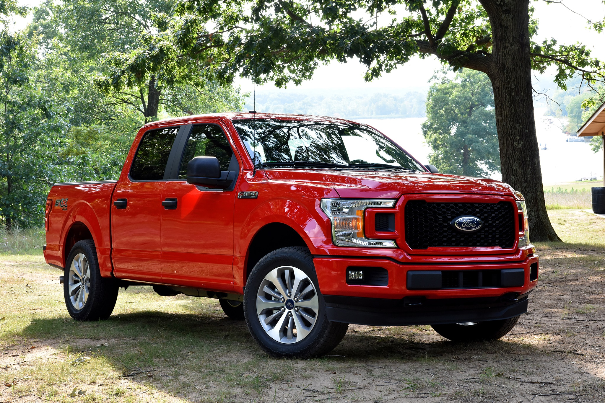 2018 Ford F150 Refresh Offers Tougher Love  Automobile Magazine