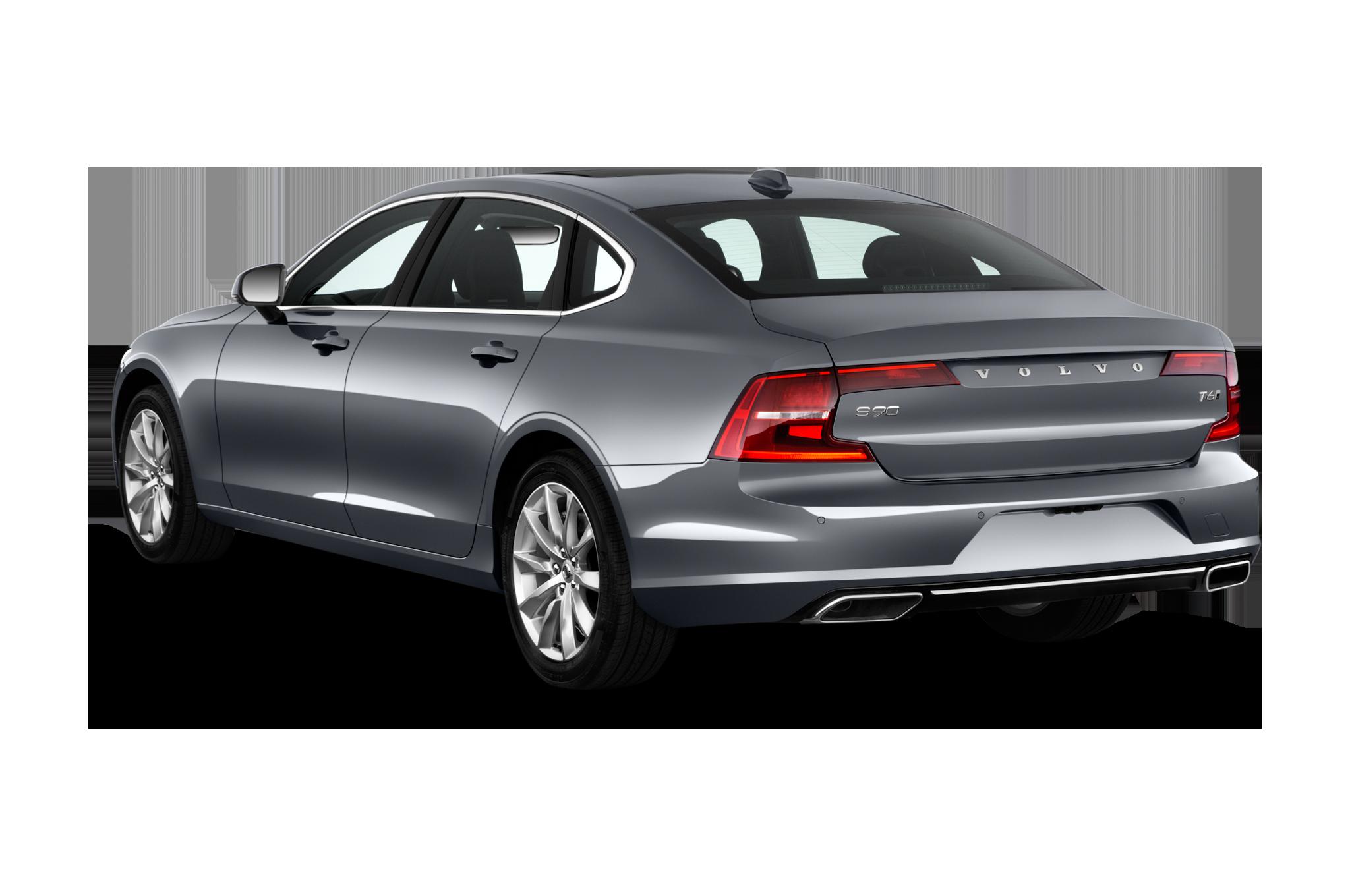 Report: Volvo S90 Luxury Sedan Design Leaked In Model-Car Form