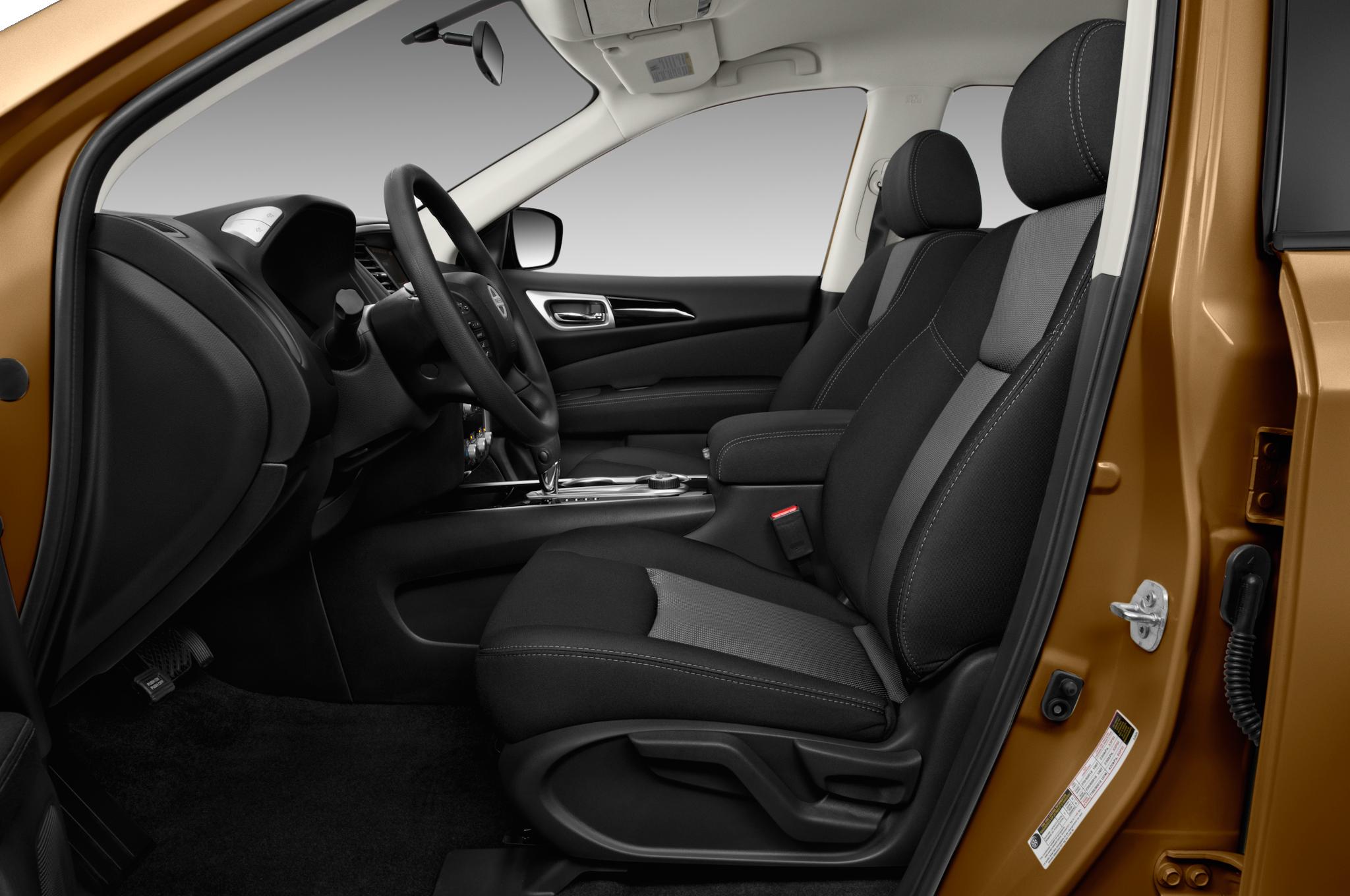 2018 nissan pathfinder 39 s rear door alert reminds you that you used the back seat automobile. Black Bedroom Furniture Sets. Home Design Ideas