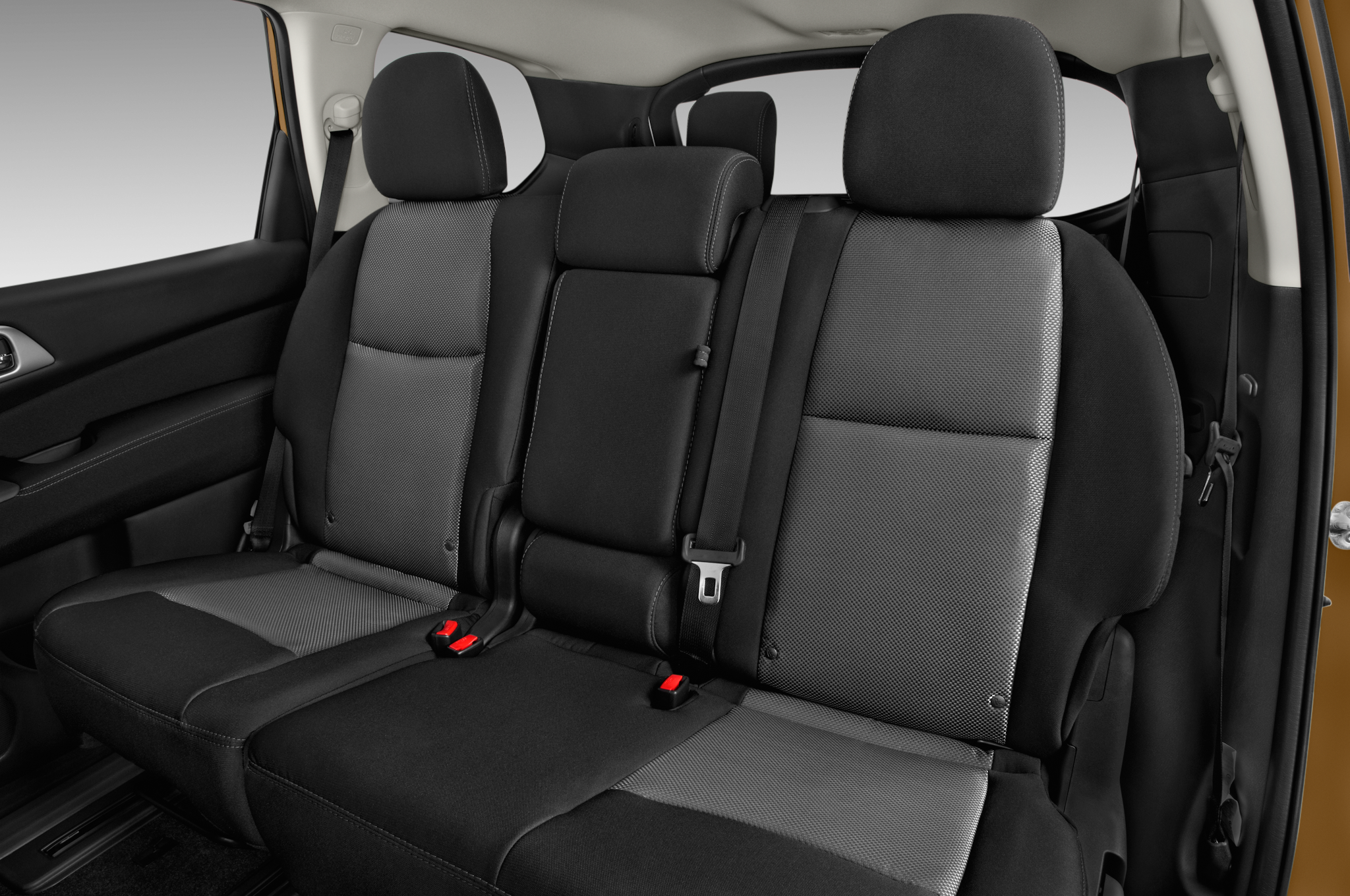2018 nissan pathfinder 39 s rear door alert reminds you that you used the back seat automobile. Black Bedroom Furniture Sets. Home Design Ideas