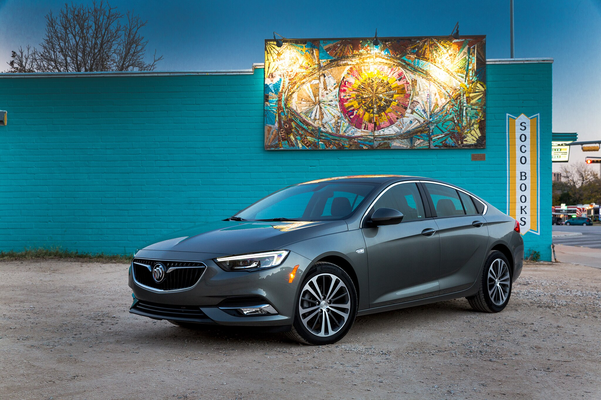 14 Buick Regal Gs >> Eight Cool Things You Need to Know About the 2018 Buick Regal | Automobile Magazine