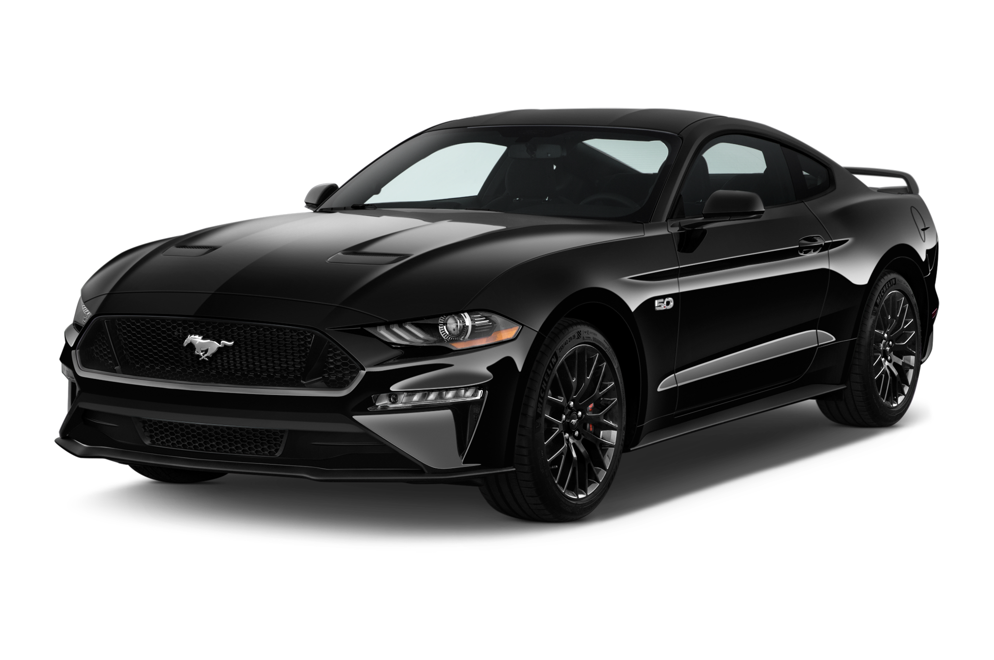 seven must see 2018 ford mustangs at the 2017 sema show automobile magazine. Black Bedroom Furniture Sets. Home Design Ideas