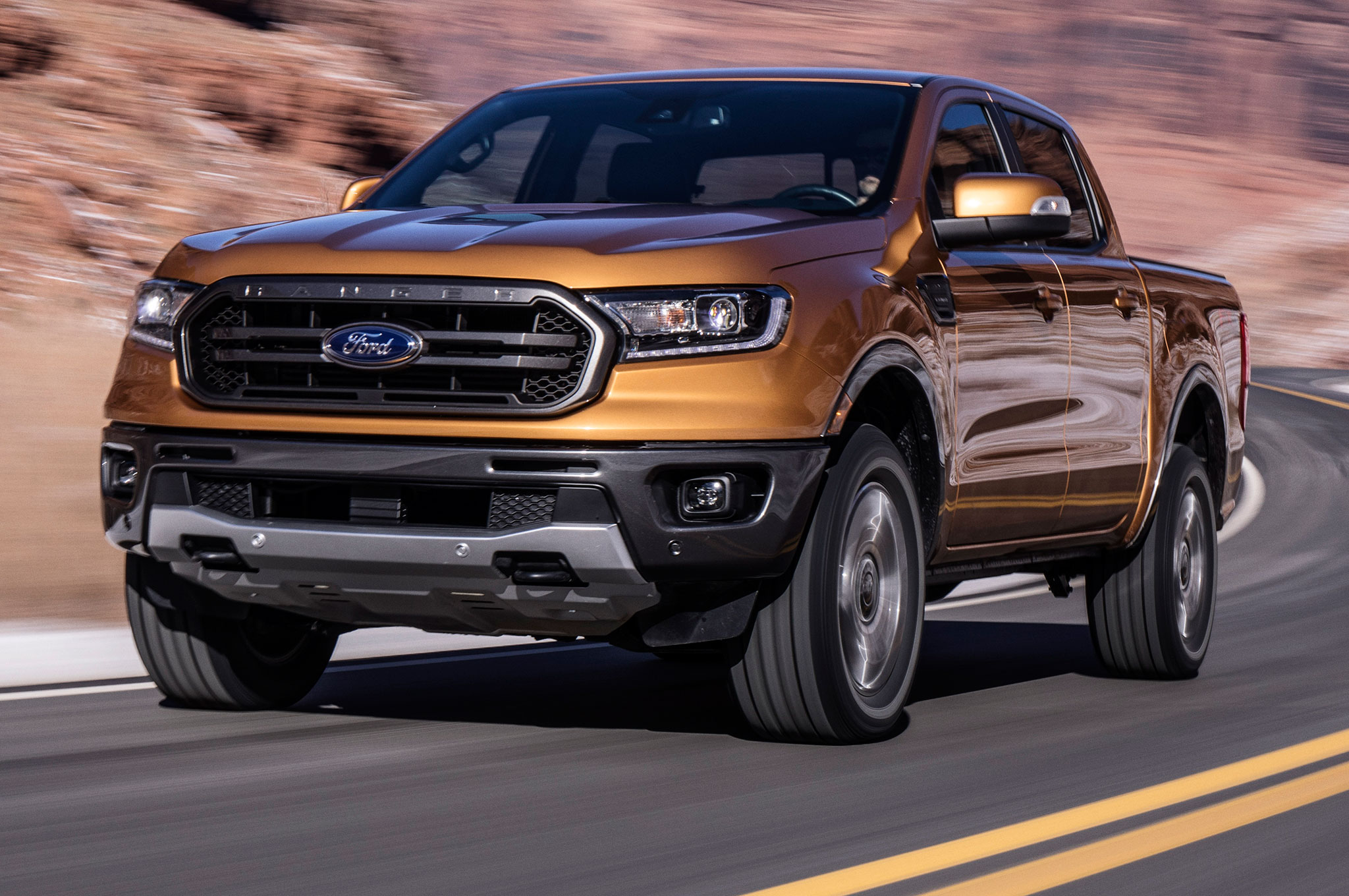 Seven things to love about the 2019 ford ranger automobile magazine 1219 publicscrutiny Image collections