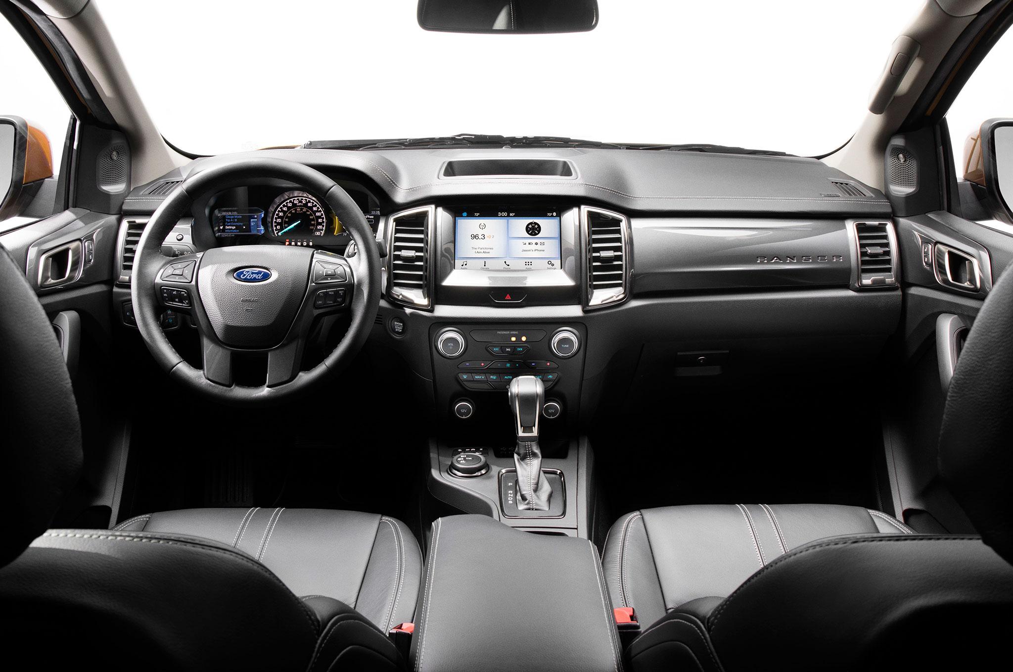 ford ranger facelift interior stunning ford ranger photo with ford ranger facelift interior. Black Bedroom Furniture Sets. Home Design Ideas