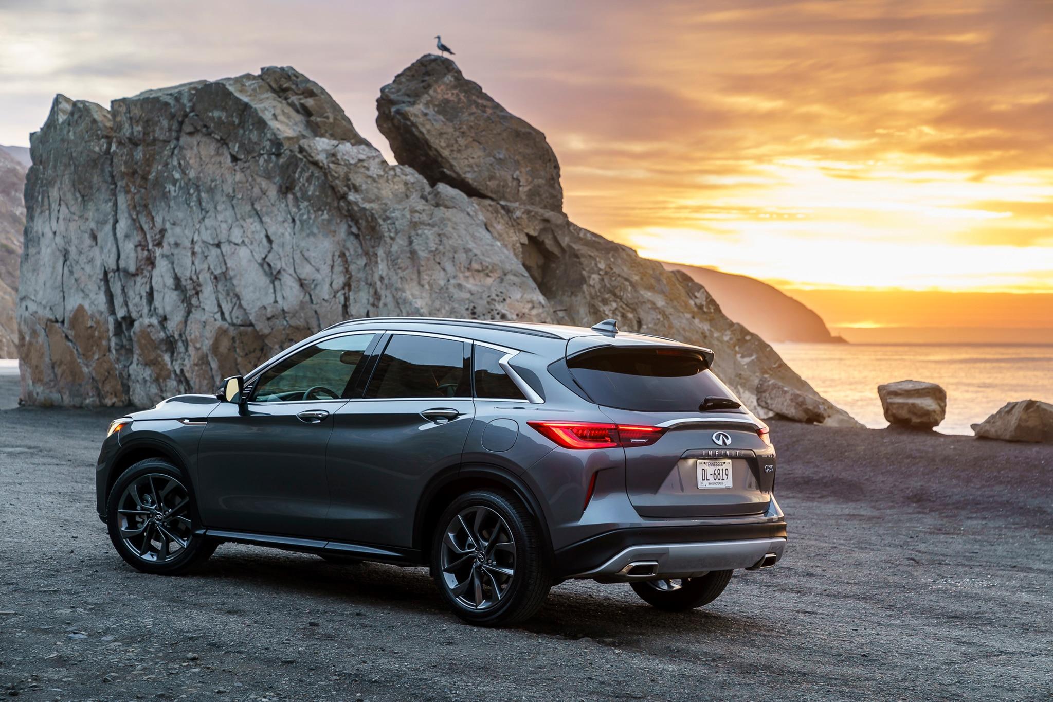 2019 Infiniti QX50 Revealed Ahead Of 2017 Los Angeles Auto