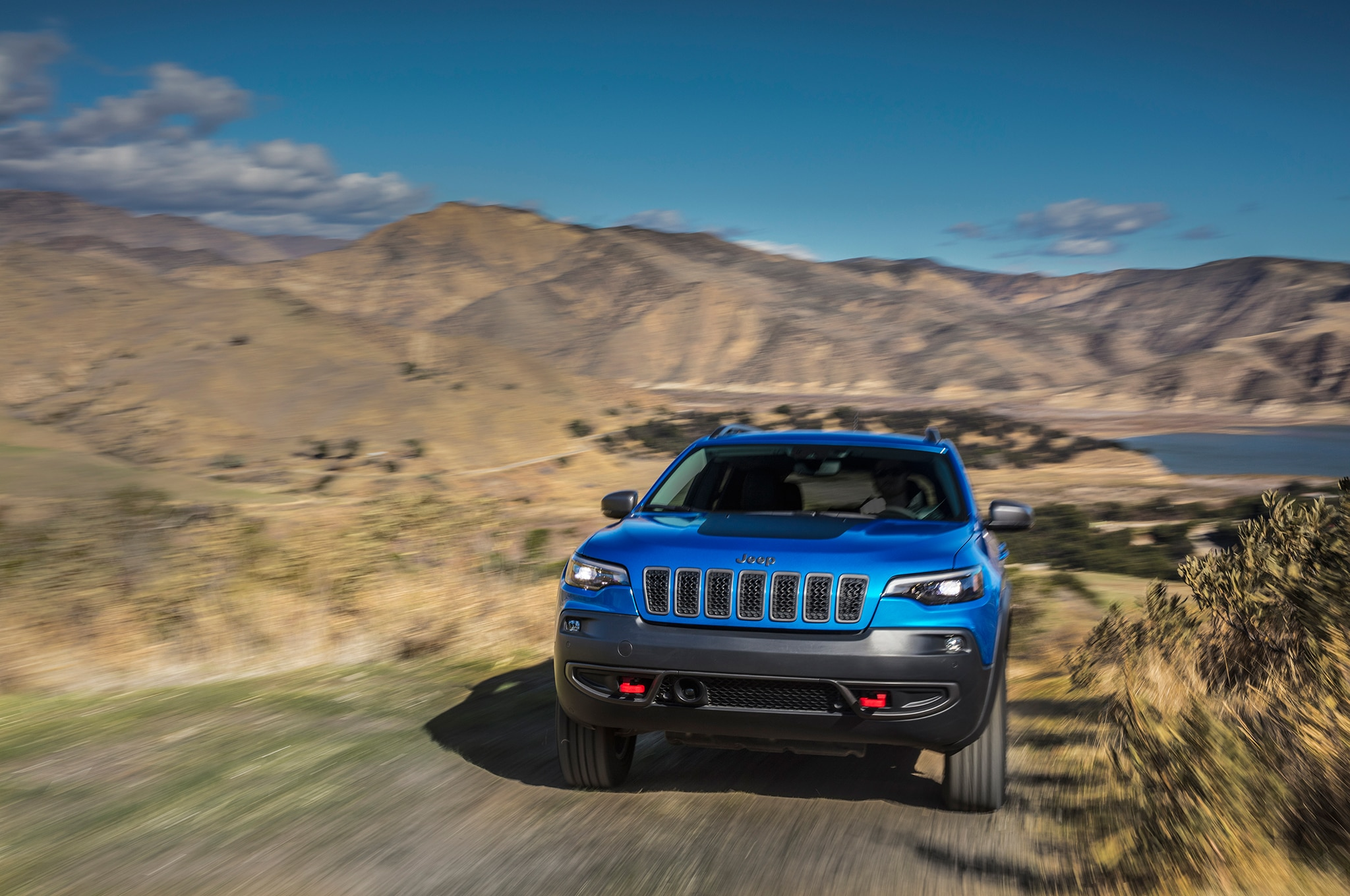 jeep cherokee overland   week review automobile magazine