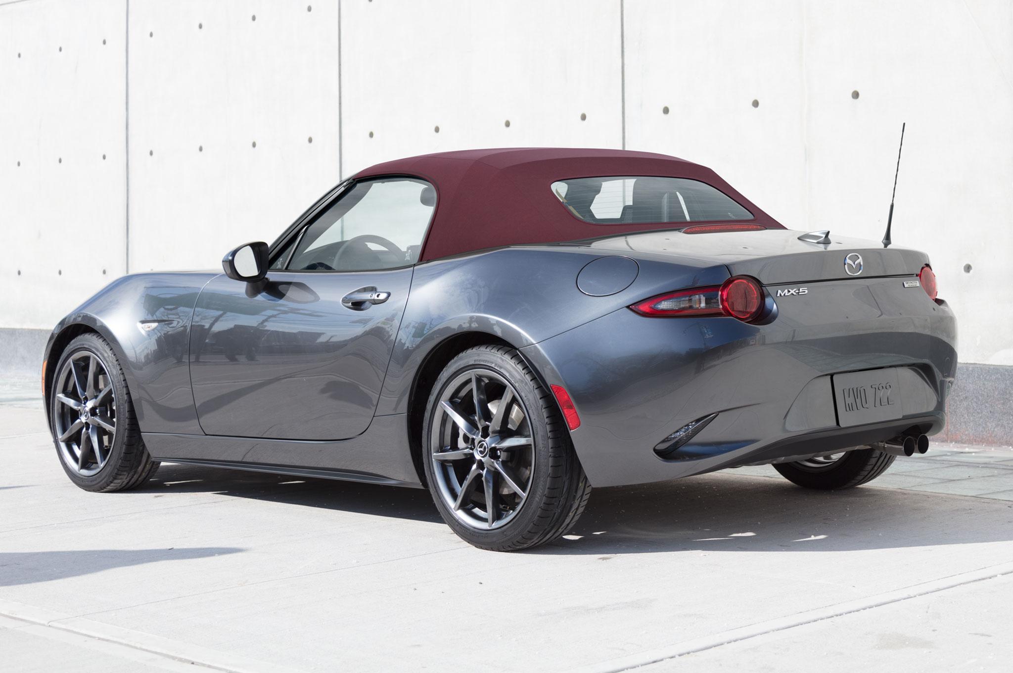 2018 Mazda Miata