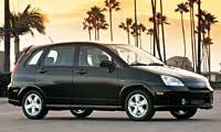 0206 Pl Suzuki Aerio SX Drivers Side View