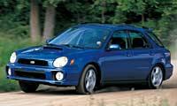 0210 Wrxpl Subaru WRX Subaru WRX Driver Side Front Grill View