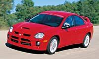 0212 Srt4pl Dodge Neon Srt4 Dodge Neon SRT4 Driver Side Front View