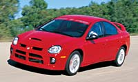 0212_Srt4pl_Dodge_Neon_Srt4 Dodge_Neon_SRT4 Driver_Side_Front_View