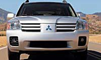 0302_Endeavorpl_Mitsubishi_Endeavor Mitsubishi_Endeavor Full_Front_Grill_View