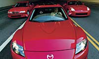 0304_Rx8pl Mazda_Rx8_Mazda_RX8 Full_Front_Hood_View