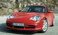 0306 Gt3pl Porsche 911 Gt2 2004 Porsche 911 GT3 Full Front View