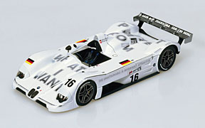 BMW V-12 Le Mans Roadster by Jenny Holzer