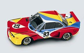 BMW 3.0 CSL by Alexander Calder