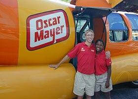 Brad Locke and Chaia Odoms relish the job.