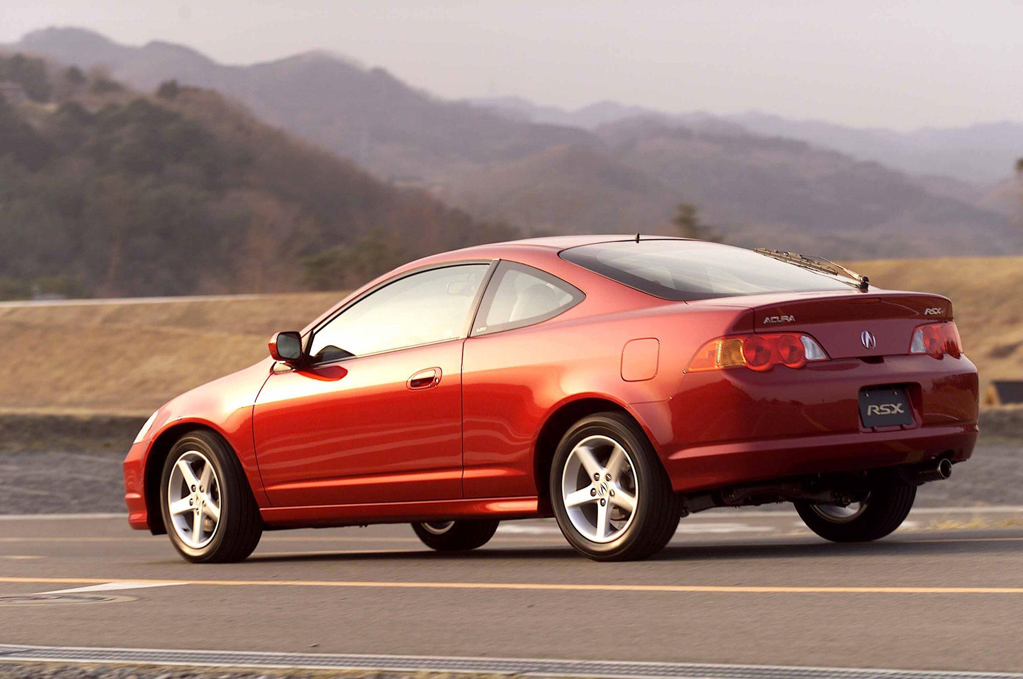 2002 Acura RSX Type-S - Four Seasons Wrap-Up
