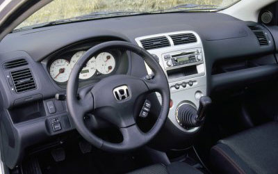 20032005 Honda Civic Si  Review  Road Test  Automobile Magazine