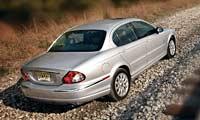 0308_Typepl_Jaguar_X_Type Jaguar_Xtype Driver_Side_Rear_View