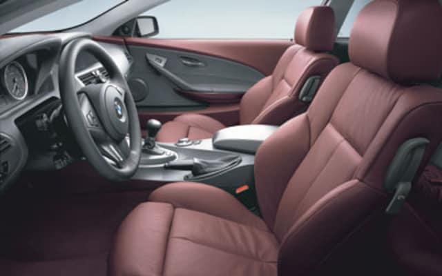 BMW Series - 2003 bmw 6 series