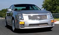 0309 Vpl Cadillac CTS V Cadillac CTS V Full Front View