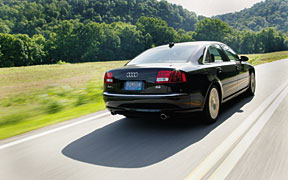 Audi's A8 is head and shoulders above previous attempts.