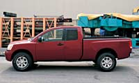 0307 Pl Nissan Titan Pickup Left