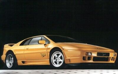 1992 Lotus Esprit Sport 300