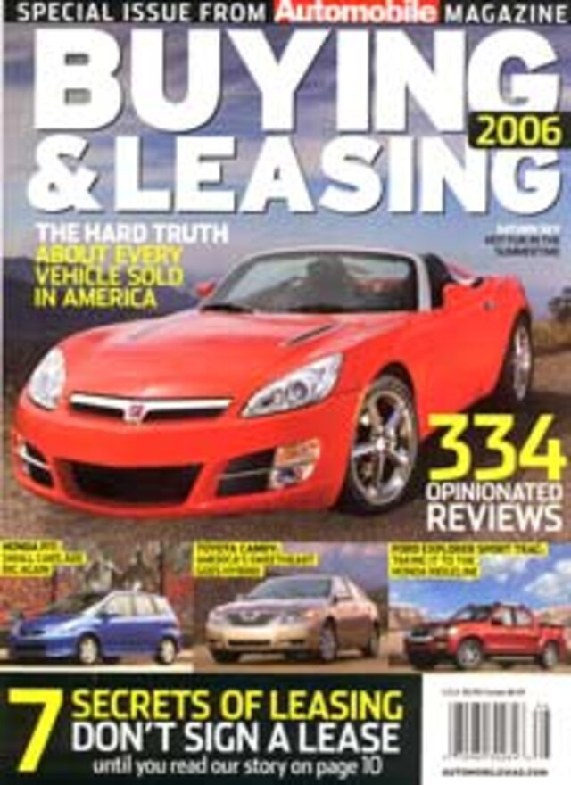 Automobile Magazine - Special Issues -