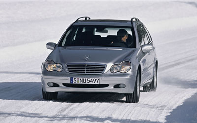 2004 Mercedes-Benz C320 4Matic