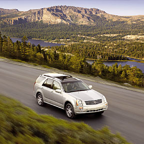The SRX is really Cadillac's first wagon.