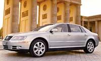 0402 Phaetonpl VW Phaeton Volkswagen Phaeton Full Driver Side View