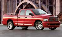 0410_pl 2005_Dodge_Ram_SRT10_Quad_Cab Front_Passenger_Side_View