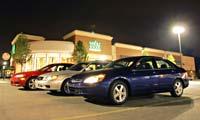 0411 Comparopl Legacy Comparo Subaru Legacy And Honda Accord And Mazda 6 Various Front Views