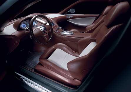 peugeot 907 concept car - automobile magazine