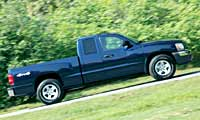 0410 Pl 2005 Dodge Dakota Pickup Right