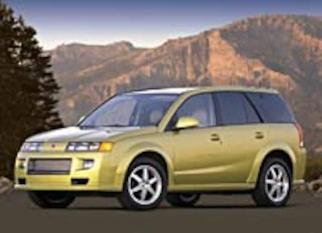 Saturn Vue Red Line  Road Test  Review  Automobile Magazine