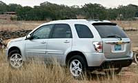 0405_Equinoxpl_Chevrolet_Equinox 2005_Chevrolet_Equinox Driver_Side_Rear_View