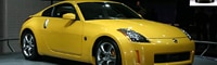 0502_01_pl 2005_nissan_350z_35th Front_side_view