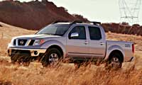0501 Pl Nissan Frontier Pickup Front Left