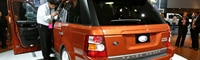 0502_01_pl 2006_Land_Rover_Range_Rover_Sport Rear_Drivers_Side_View_Door_Open