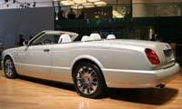 0509 Frankfurt 01pl 2007 Bentley Azure Side View