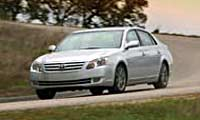 0503_Avalonpl_Toyta_Avalon 2005_Toyota_Avalon Driver_Side_Front_View