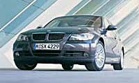 0504 330pl Bmw 330i 2006 BMW 330i Full Front View